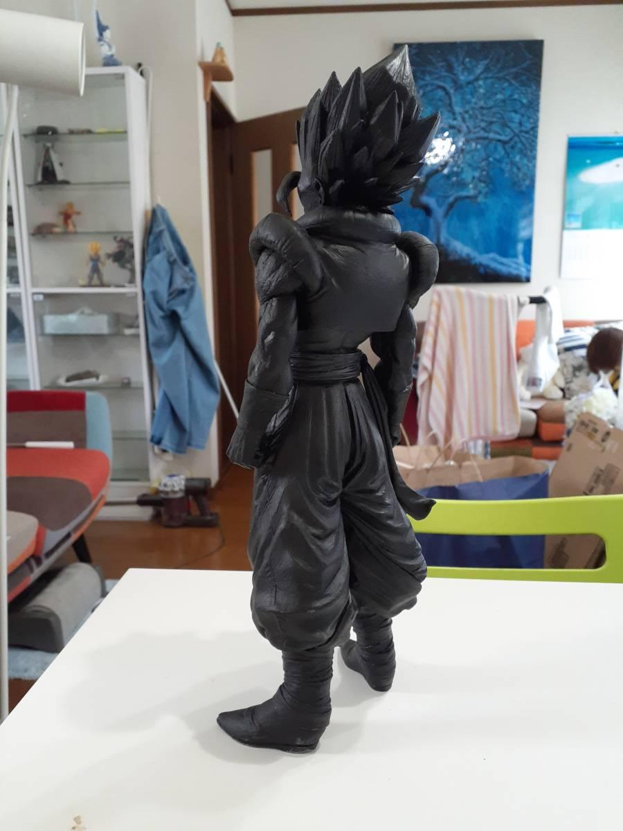 ドラゴンボール フィギュア リペイント ブラック 6 送料無料_画像3