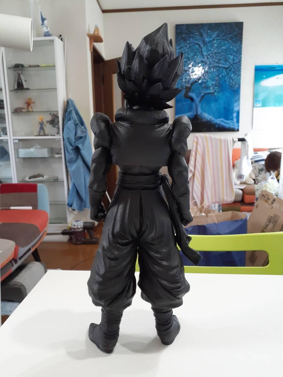ドラゴンボール フィギュア リペイント ブラック 6 送料無料_画像4