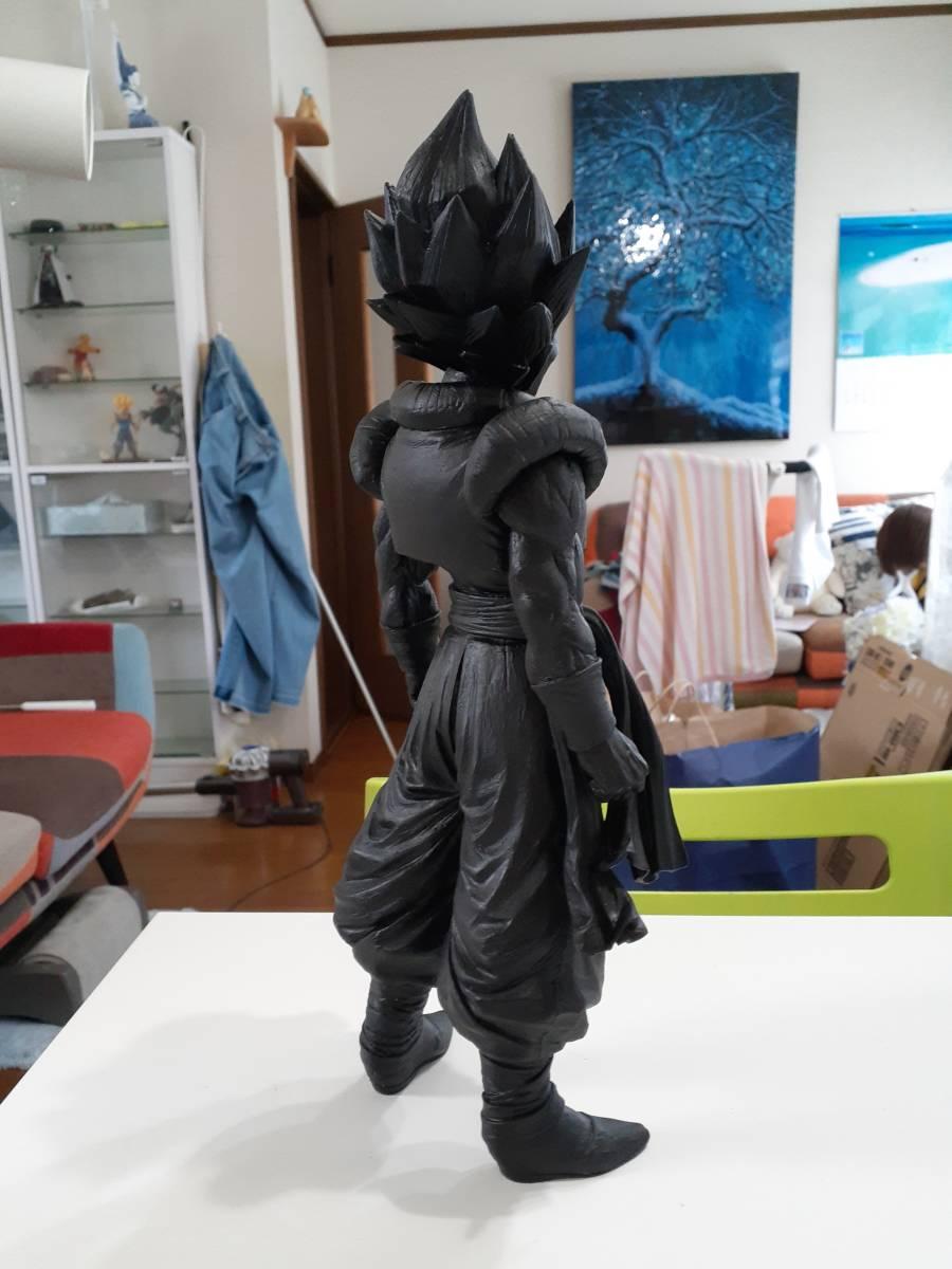 ドラゴンボール フィギュア リペイント ブラック 6 送料無料_画像5