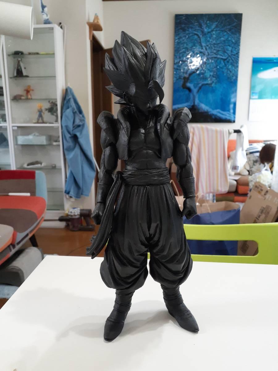 ドラゴンボール フィギュア リペイント ブラック 6 送料無料_画像7