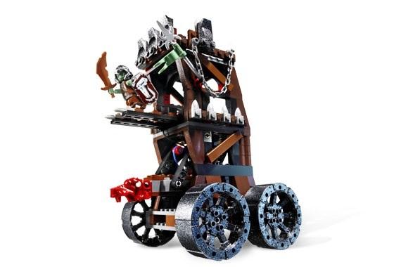 レゴ LEGO ☆ キャッスル Castle お城シリーズ ☆ 7037 牢獄タワーの襲撃 Tower Raid☆ 新品・未開封 ☆ 2008年製品(現絶版)_画像3