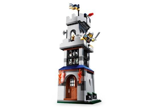 レゴ LEGO ☆ キャッスル Castle お城シリーズ ☆ 7037 牢獄タワーの襲撃 Tower Raid☆ 新品・未開封 ☆ 2008年製品(現絶版)_画像4