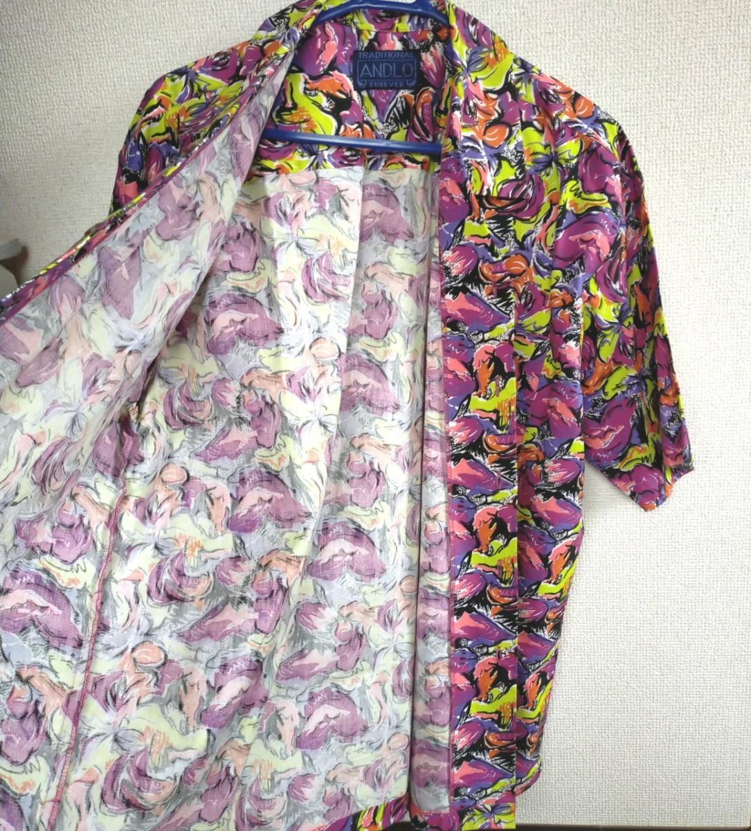 総柄 半袖シャツ アロハシャツ花柄シャツメンズ送料無料