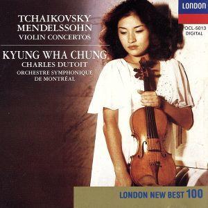チャイコフスキー:ヴァイオリン協奏曲/チョン・キョンファ[鄭京和]_画像1
