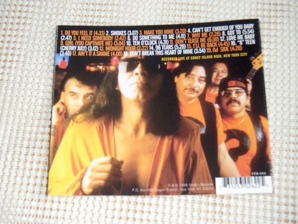 廃盤 Question Mark & The Mysterians Do You Feel It Baby ?/ Norton / デトロイト チカーノ 爆裂グルーヴ ガレージ R&R / 96 Tears 収録