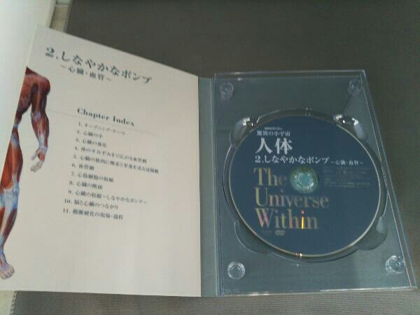 DVD NHKスペシャル 驚異の小宇宙 人体 DVD-BOX_画像4