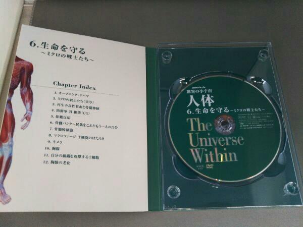 DVD NHKスペシャル 驚異の小宇宙 人体 DVD-BOX_画像8