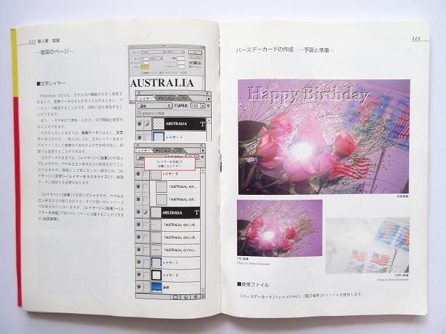 単行本◆印刷&DTPプロをめざす実習 Photoshop 本 CD-ROM付き_画像3