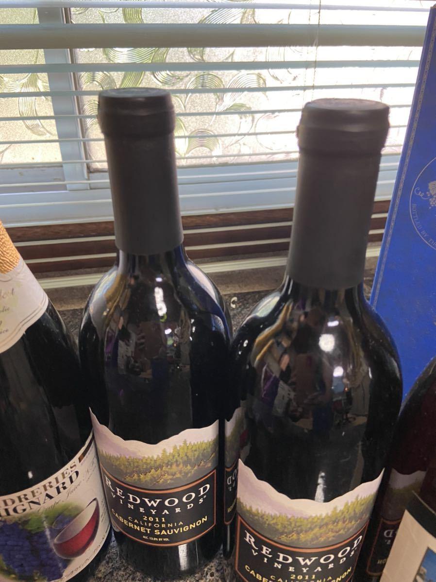 オーストラリア オペラハウス ワイン REDWOOD VINEYARDS 2011 CIDRERIES MIGNARD ノンアルコール_画像6