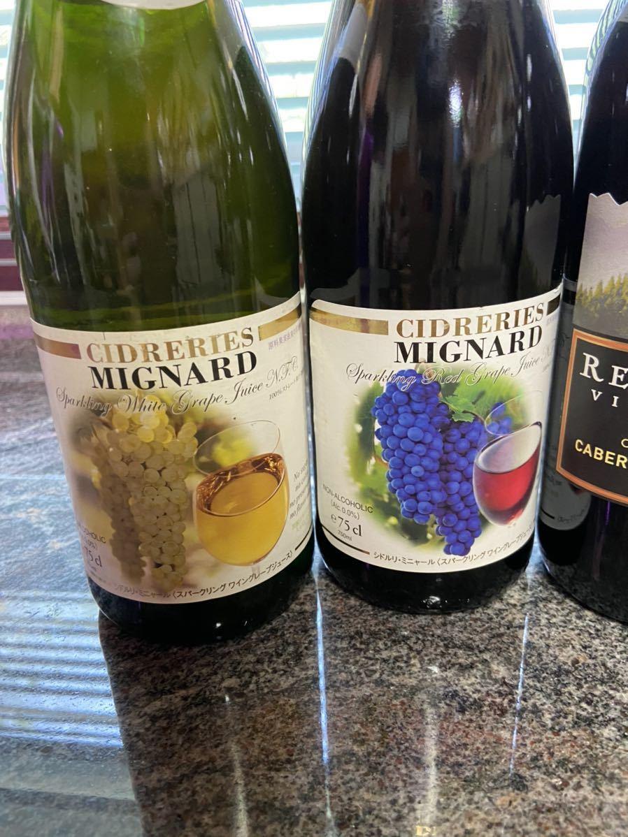 オーストラリア オペラハウス ワイン REDWOOD VINEYARDS 2011 CIDRERIES MIGNARD ノンアルコール_画像2