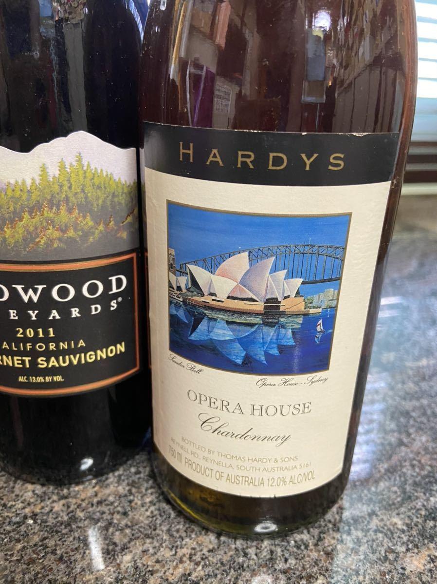 オーストラリア オペラハウス ワイン REDWOOD VINEYARDS 2011 CIDRERIES MIGNARD ノンアルコール_画像7