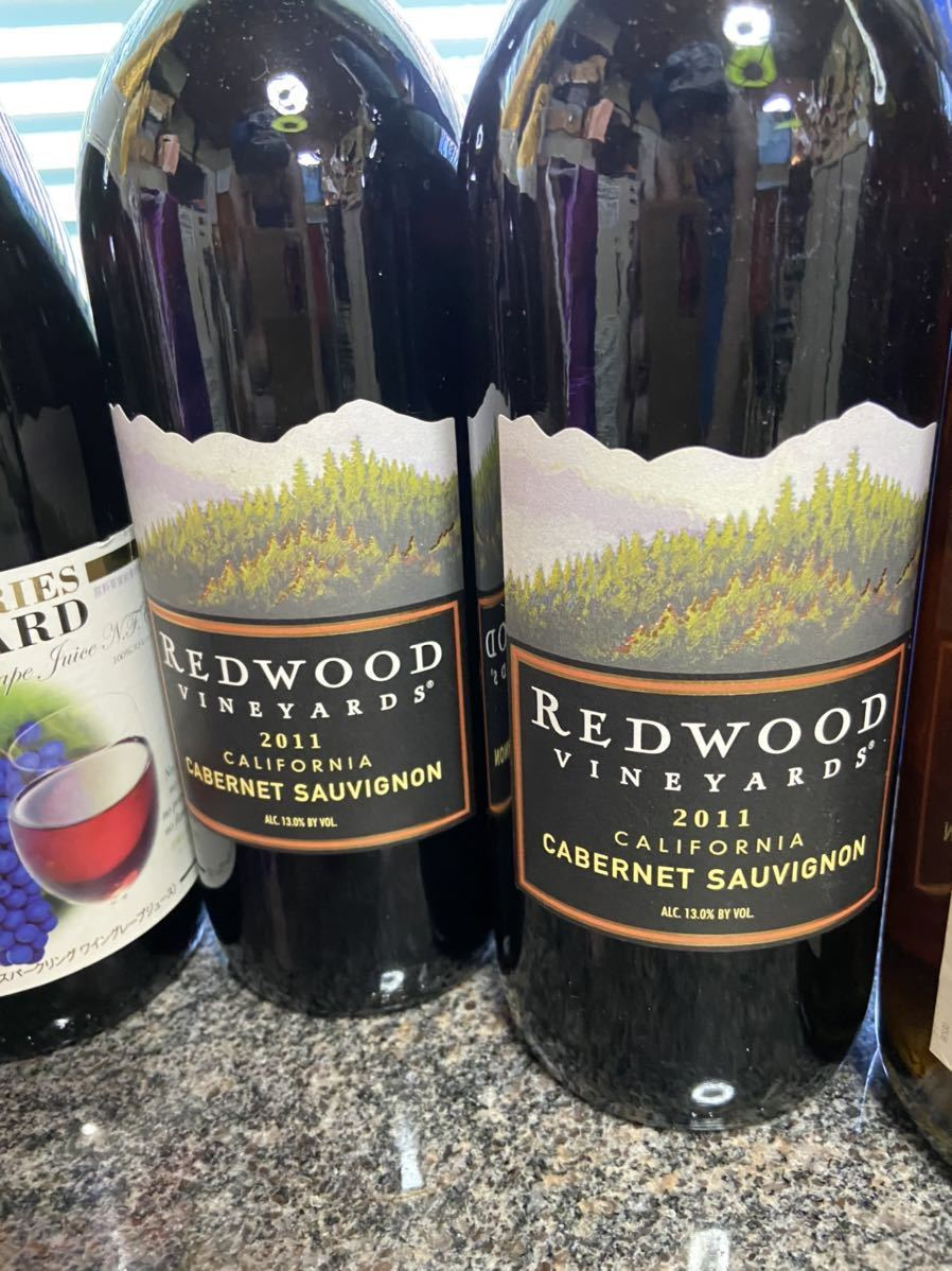 オーストラリア オペラハウス ワイン REDWOOD VINEYARDS 2011 CIDRERIES MIGNARD ノンアルコール_画像5