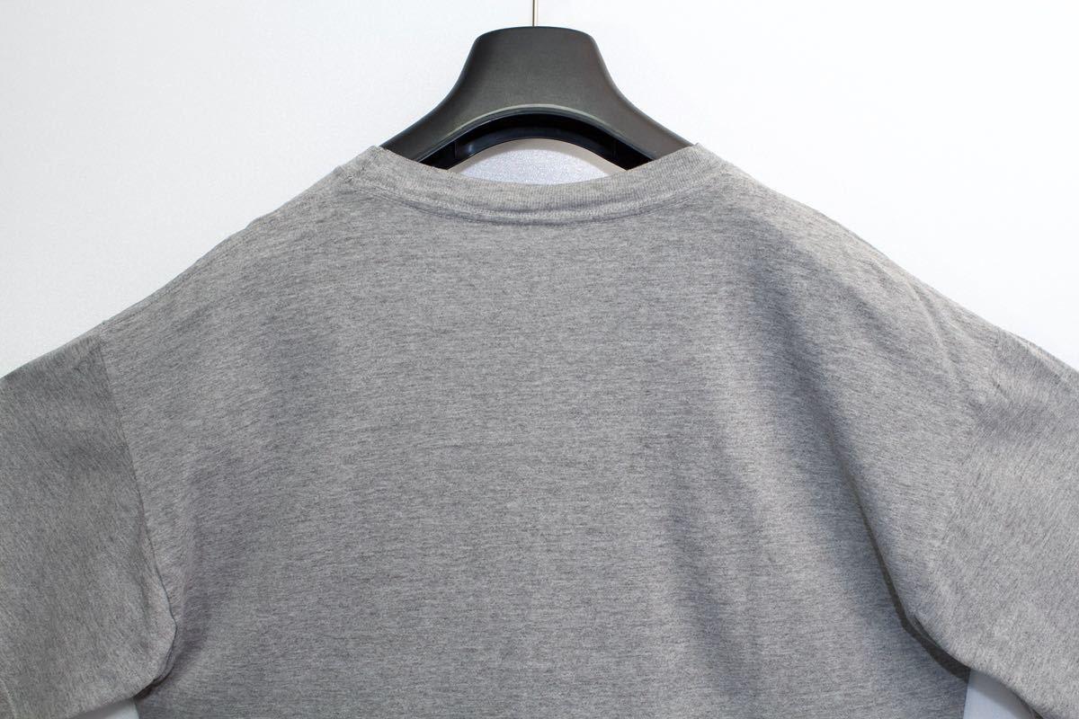 [レア] 90s Vintage NIKE ナイキ ロゴ Tシャツ グレー XL ヴィンテージ 霜降りグレー 半袖Tシャツ Tee 古着 オーバーサイズ ビッグサイズ