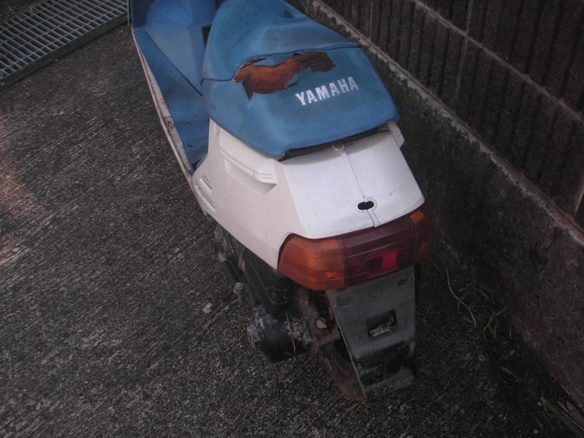 「ヤマハ チャンプ 54V」の画像3