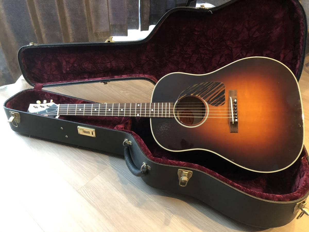 gibson prewar j-45 レン・ファーガソン製作 2006東京ギターショー限定モデル