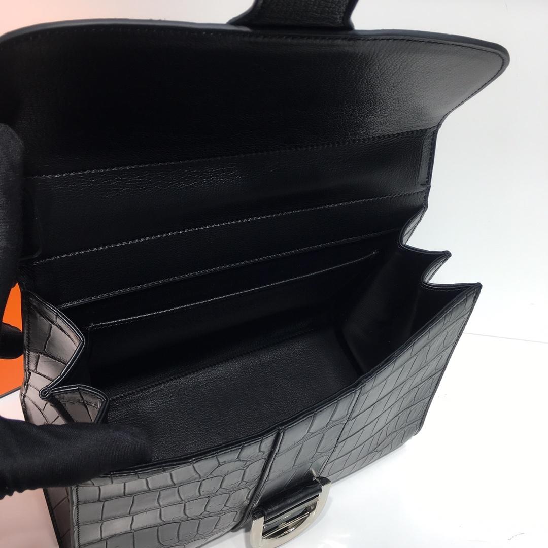 新作 クロコダイル ワニ革保証 レザー 本革 腹部センター トート 手提げ 2way 斜め掛け ショルダーバッグ 鞄 レディース ハンドバッグ 3色_画像7