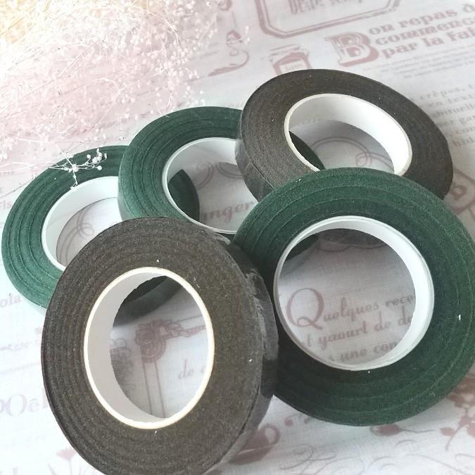 フローラルテープ  造花 アートフラワー ワイヤリング