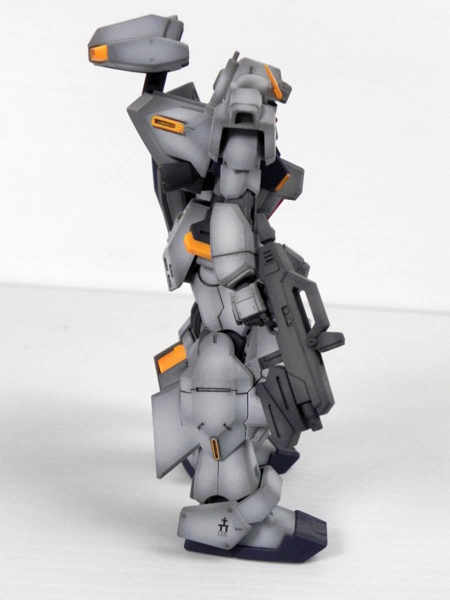 機動戦士ガンダム ☆ ガンダム TR-1 [ヘイズル改] 【 全長13cm 】 1/144 ガンプラ ☆ 塗装完成品 管5771_画像4