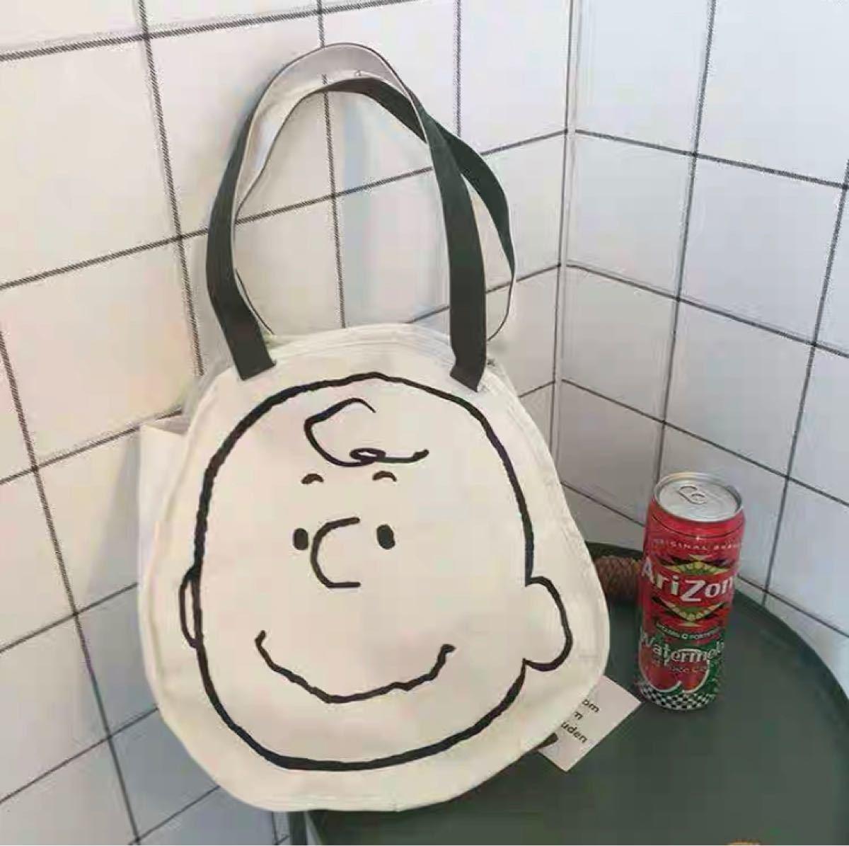 スヌーピー トートバッグ