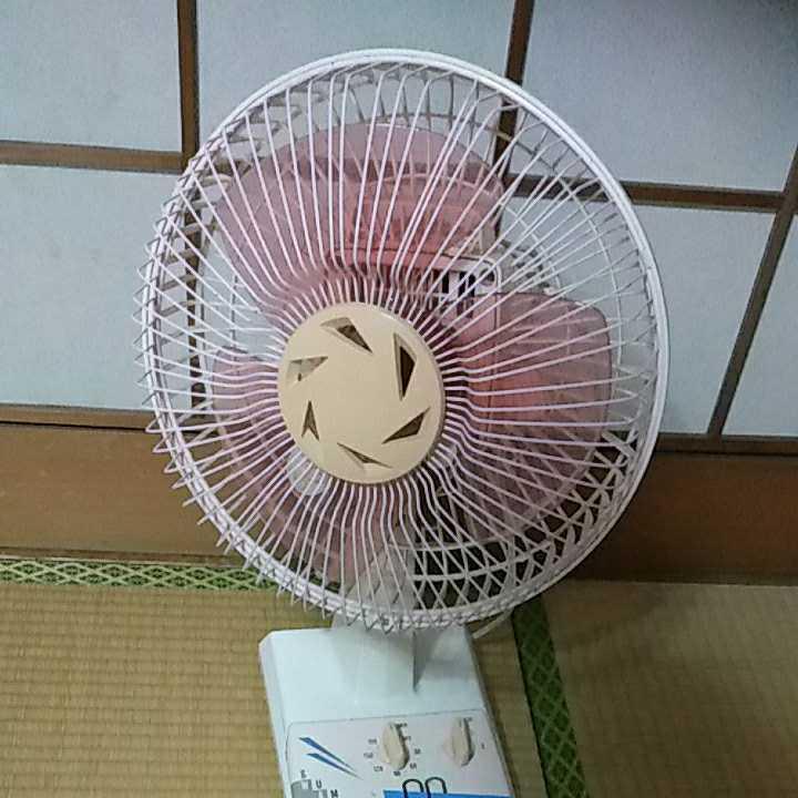 昭和レトロ レトロ扇風機 扇風機 日立 HITACHI_画像1