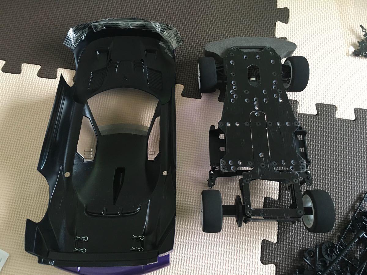 カワダ M300GT2 シャーシ+ボディセット
