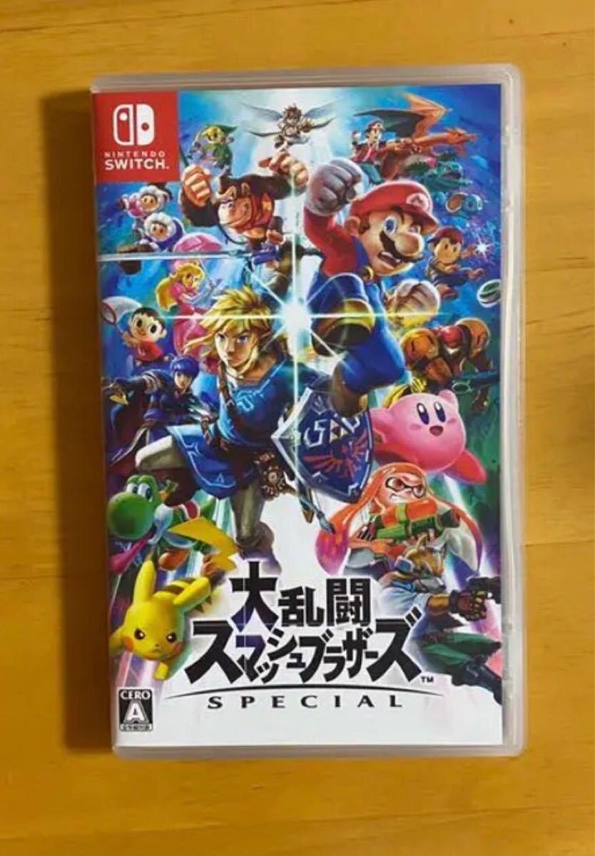 大乱闘スマッシュブラザーズSPECIAL ニンテンドースイッチ Nintendo