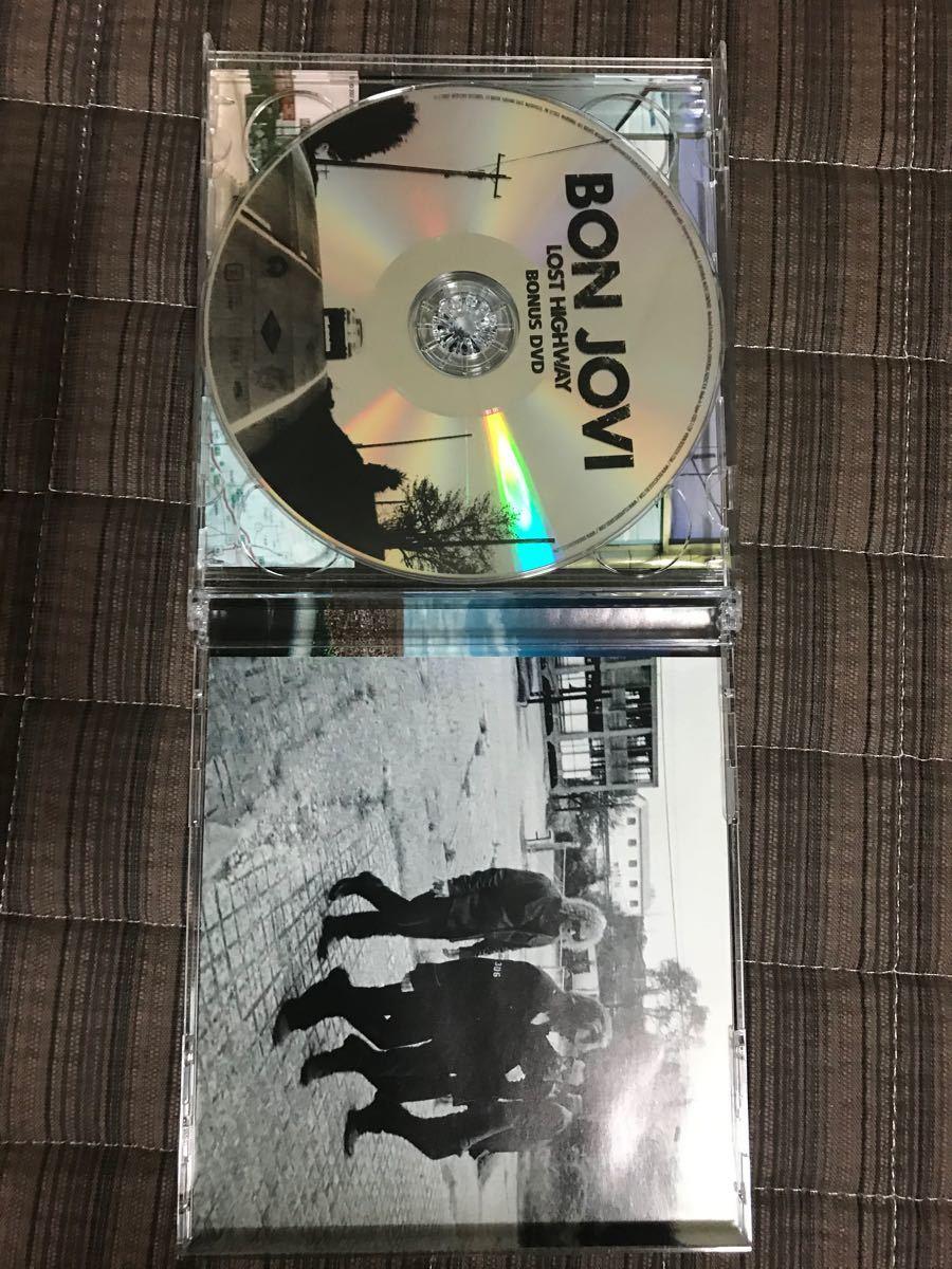 「ハヴ・ア・ナイス・デイ」「ロストハイウェイ」ボン・ジョヴィ 超お得2枚組セット