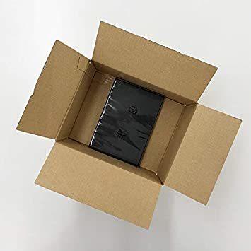 茶 10枚 60サイズ ダンボール 日本製 段ボール箱 (25×19×11.5cm) 宅配 梱包 引っ越_画像7