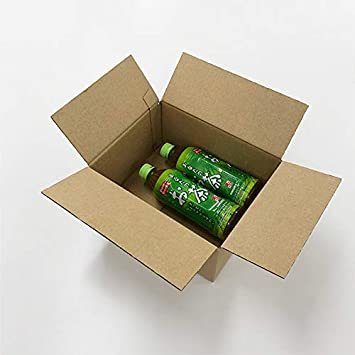茶 10枚 60サイズ ダンボール 日本製 段ボール箱 (25×19×11.5cm) 宅配 梱包 引っ越_画像5