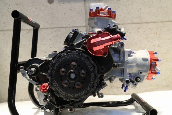 T2Racing制作 MC28 乾式 コンプリートエンジン 【 VHM改 】NSR250R T2Racing