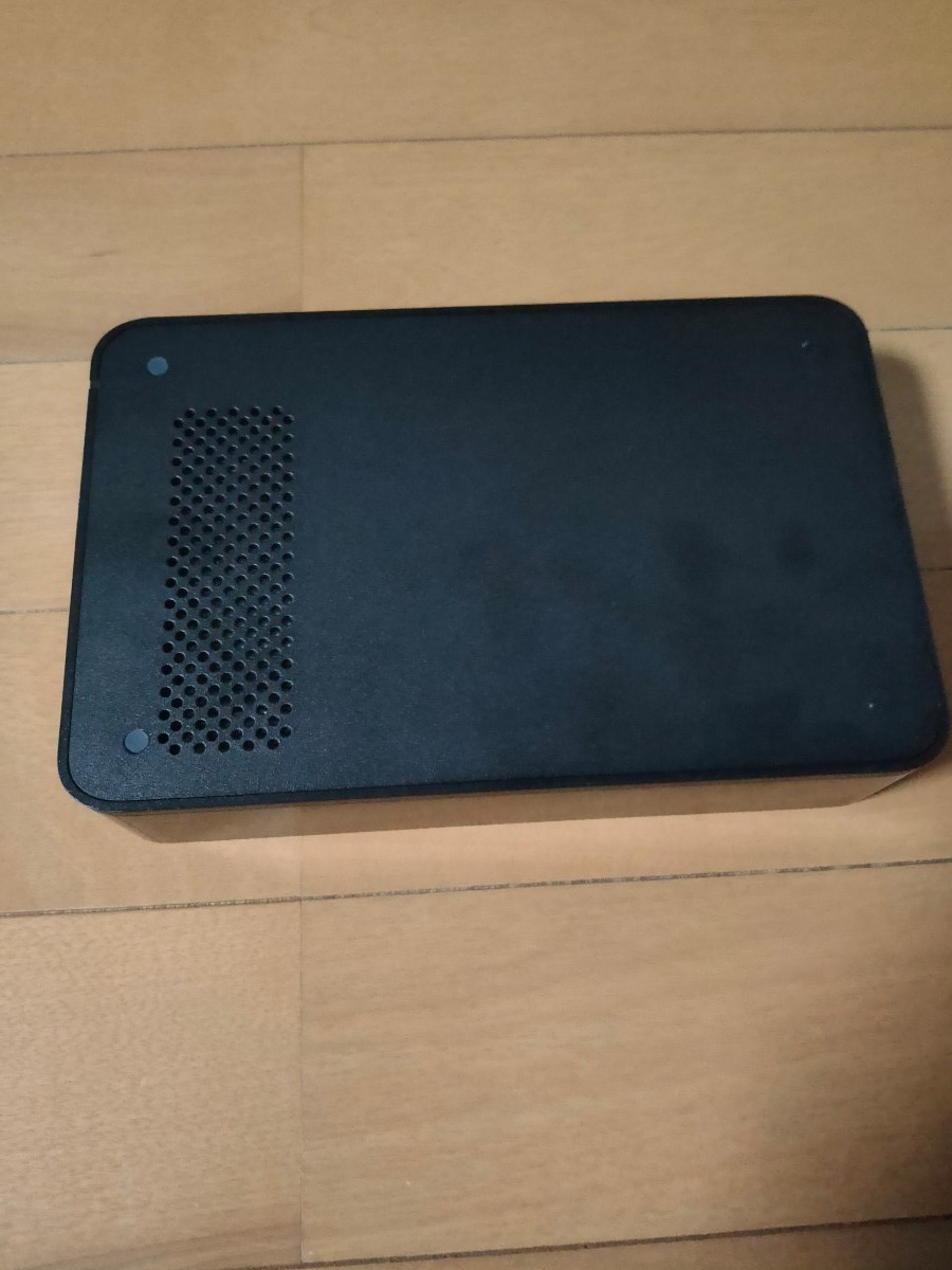 BUFFALO 外付けハードディスク USB3.0 2TB
