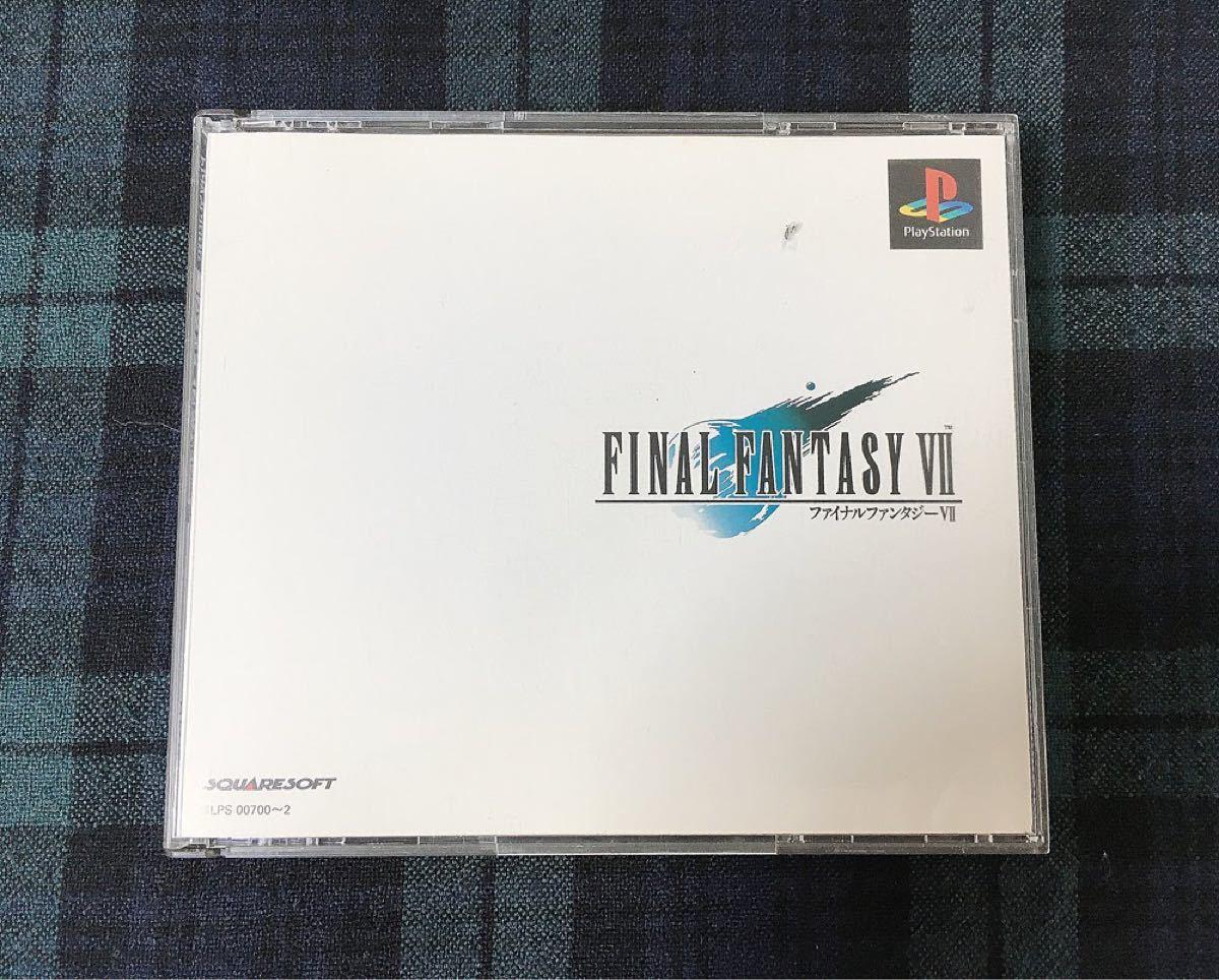 PSプレイステーションプレステソフトゲームFF7ファイナルファンタジー7Play