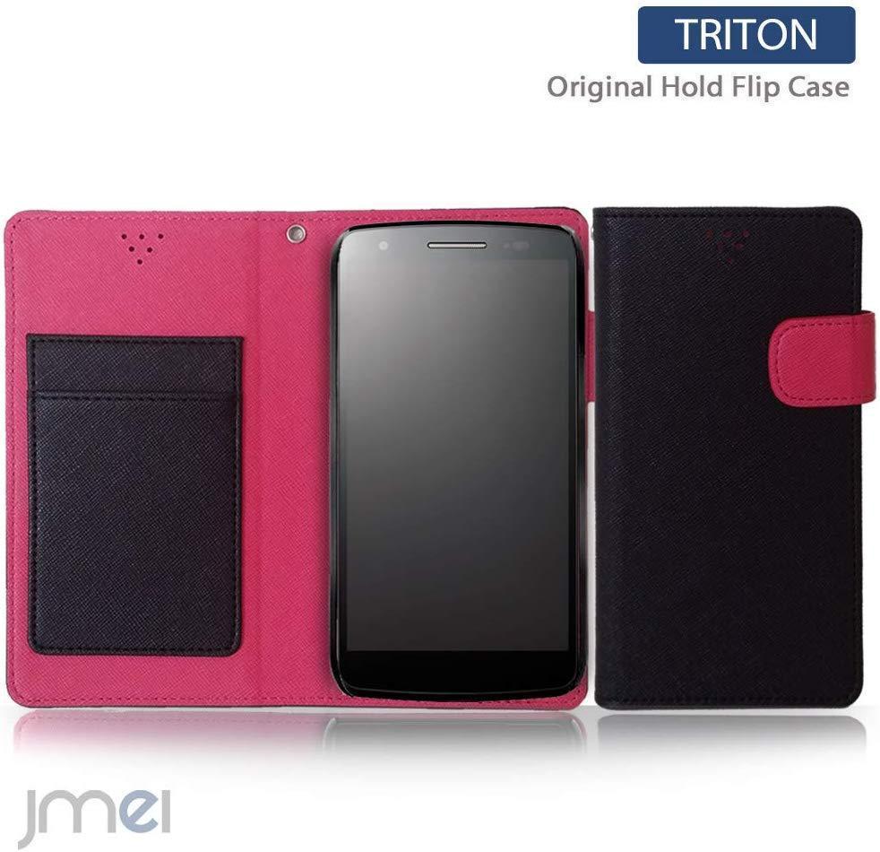 android one S6 アンドロイドワン kyocera ケース 新品 手帳型スマホケース スマートフォン simフリー 携帯 カバー 人気 ブラック_画像1