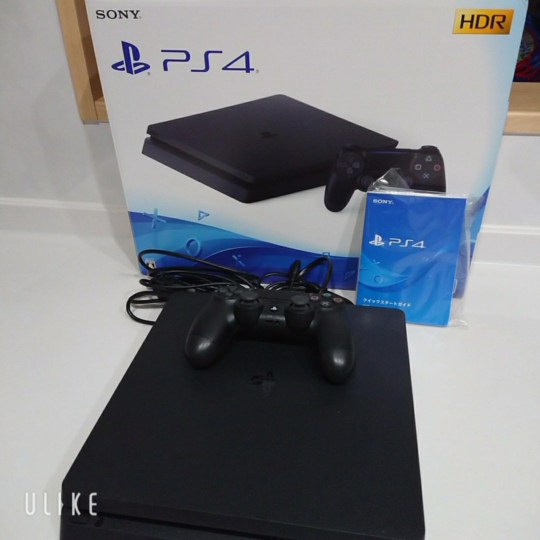 PlayStation4  CUH-2200AB01 PS4 本体 一式