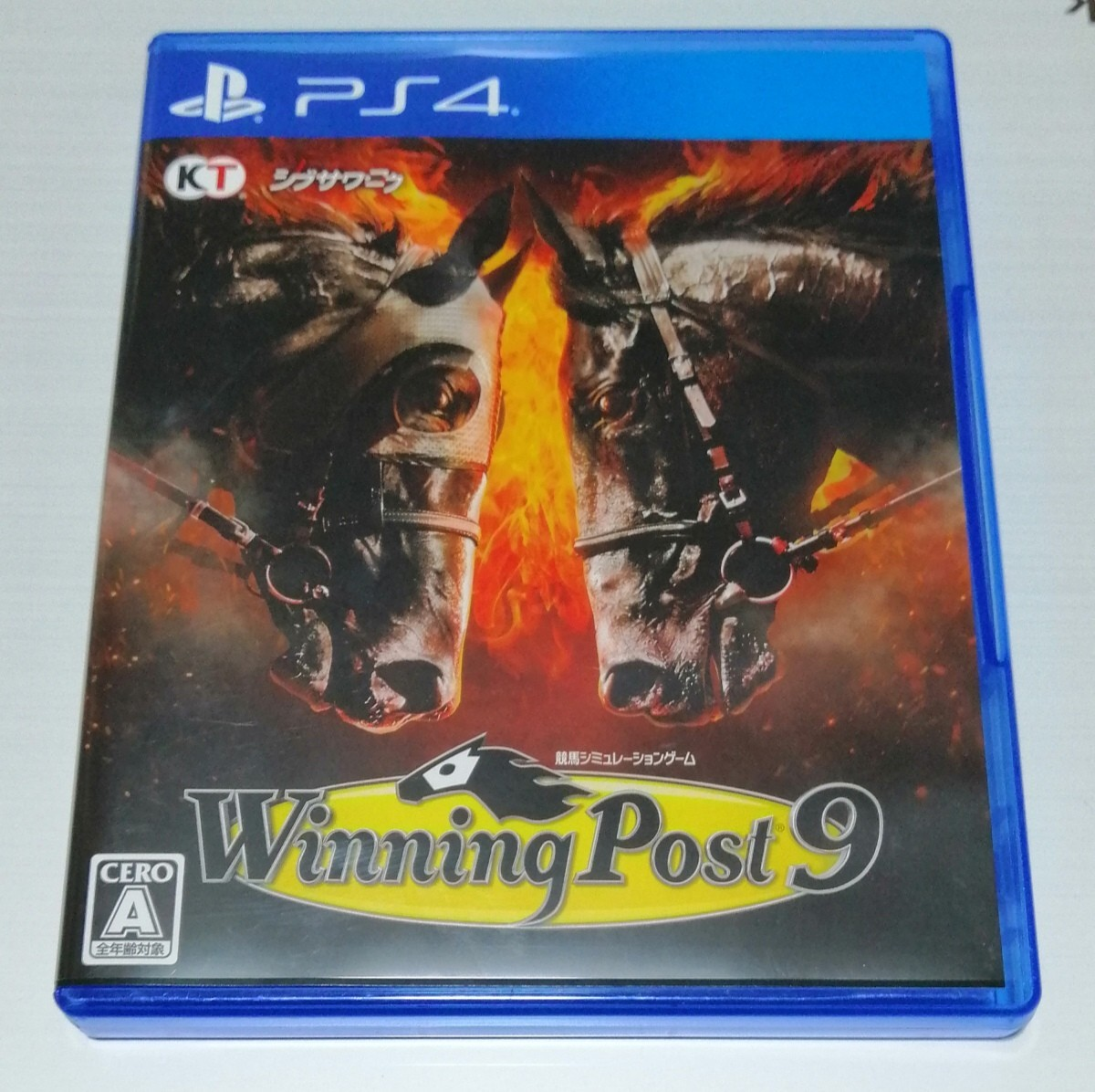 ウイニングポスト9 PS4ソフト