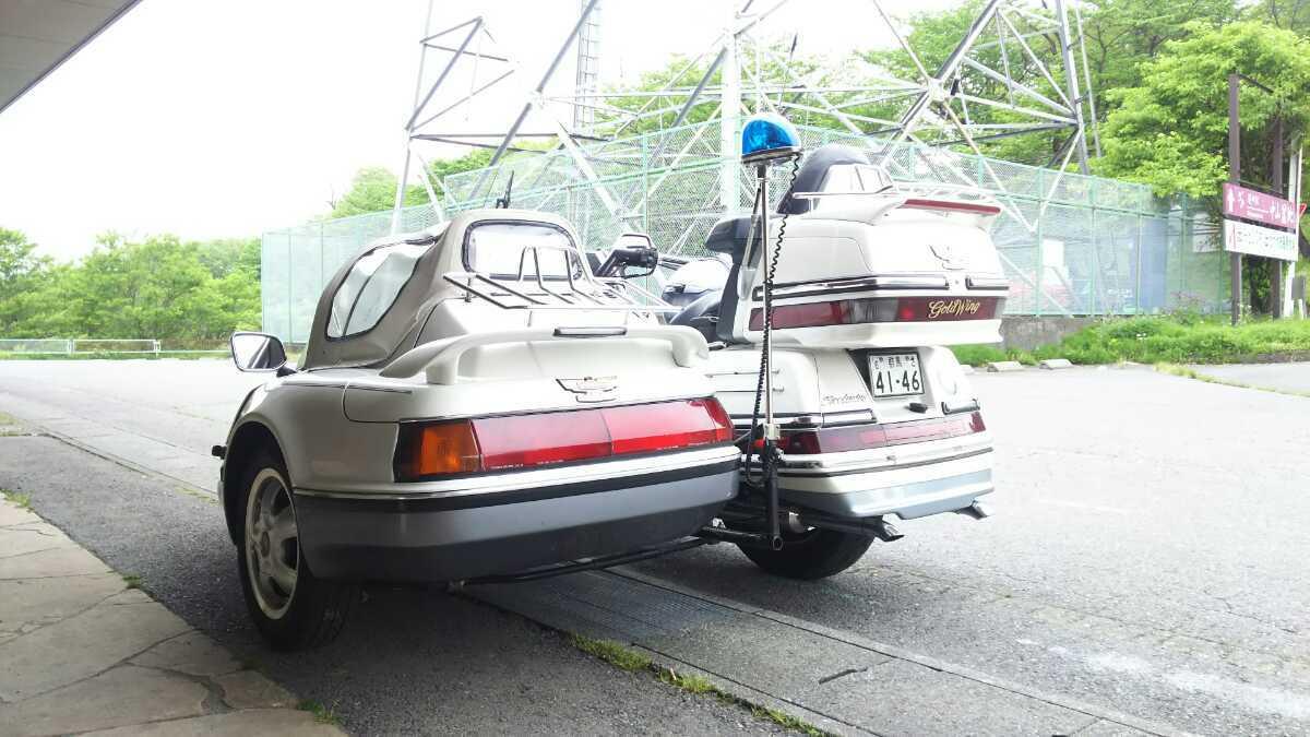 「GL1500サイドカー」の画像1