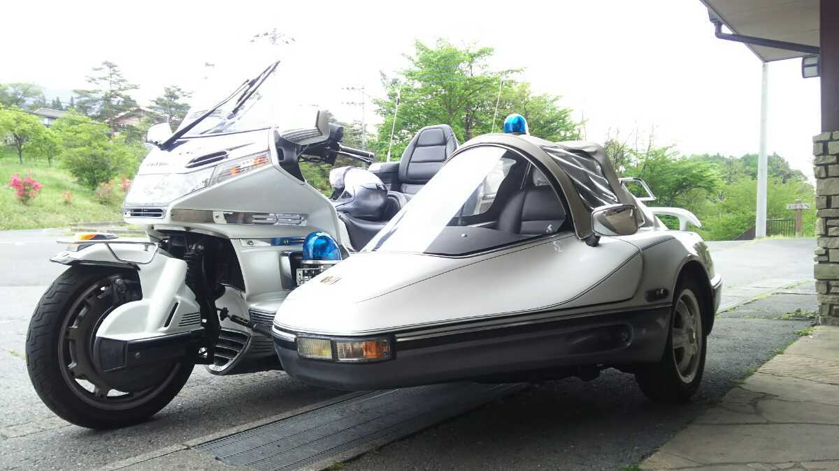 「GL1500サイドカー」の画像2