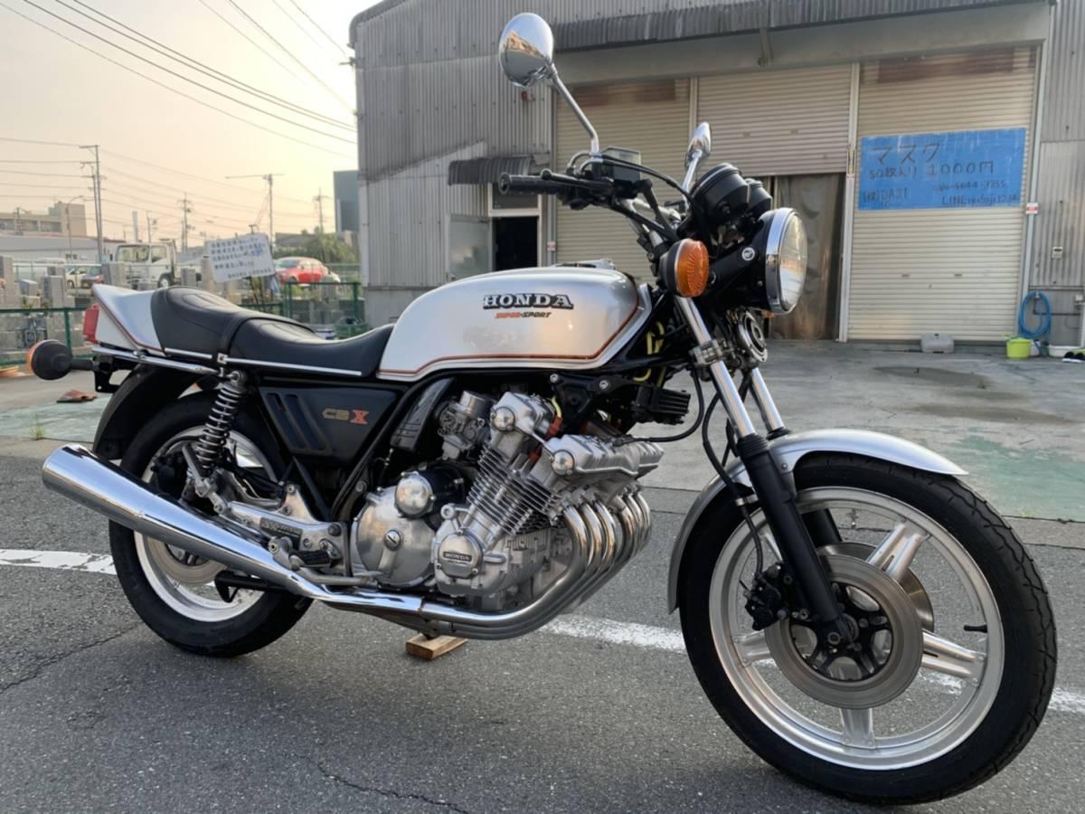 「CBX1000 CBX-Z 1979年 ほぼフルノーマル 美車 ローンOK/門真市 現車確認OK CB1100R 1100 900 750Four Z1 2 Z1000MK2 R 8/20」の画像1