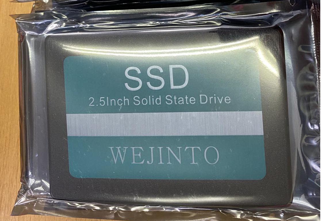 WEIJINTO 新品SSD 1TB..