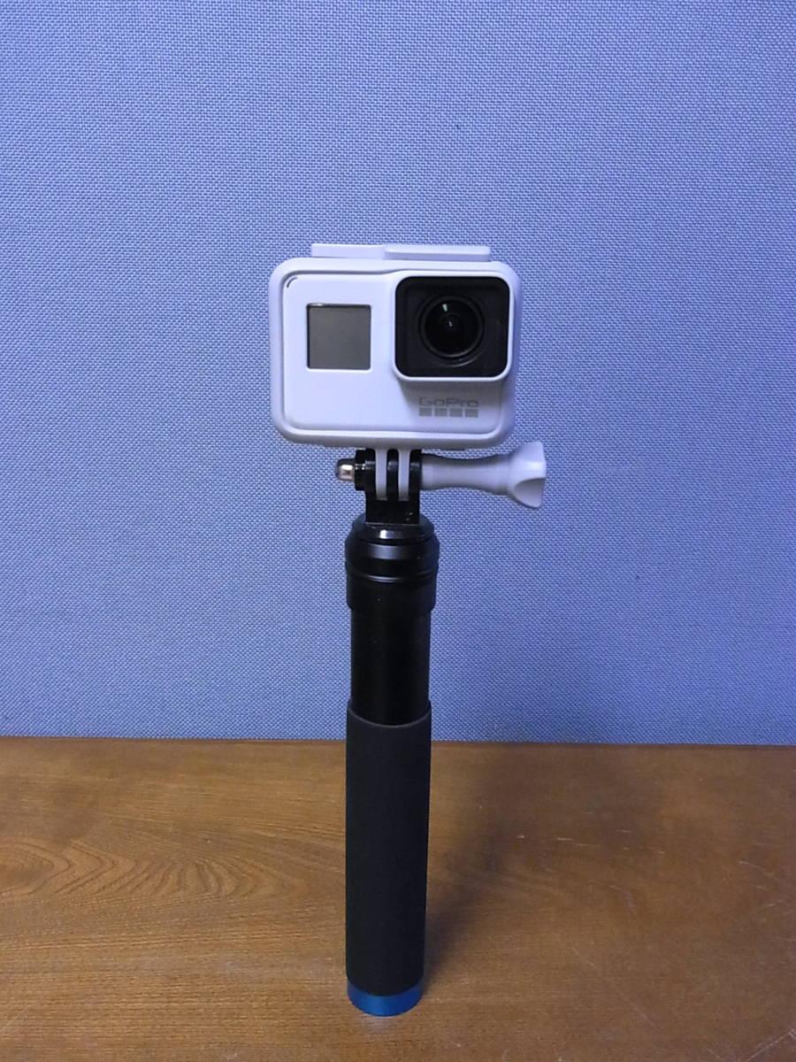 アクションカメラ GoPro HERO7 Black リミテッドエディション ダスクホワイト 動作確認済み