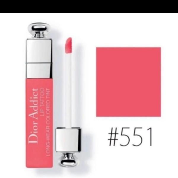 ディオール アディクト リップ ティント#551 Dior
