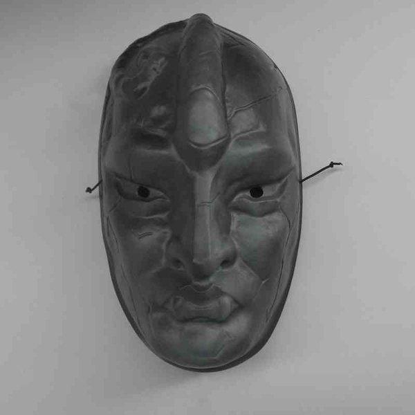 ハロウィン アニメ ホラー ゴーストマスク コスプレ 石仮面_画像1