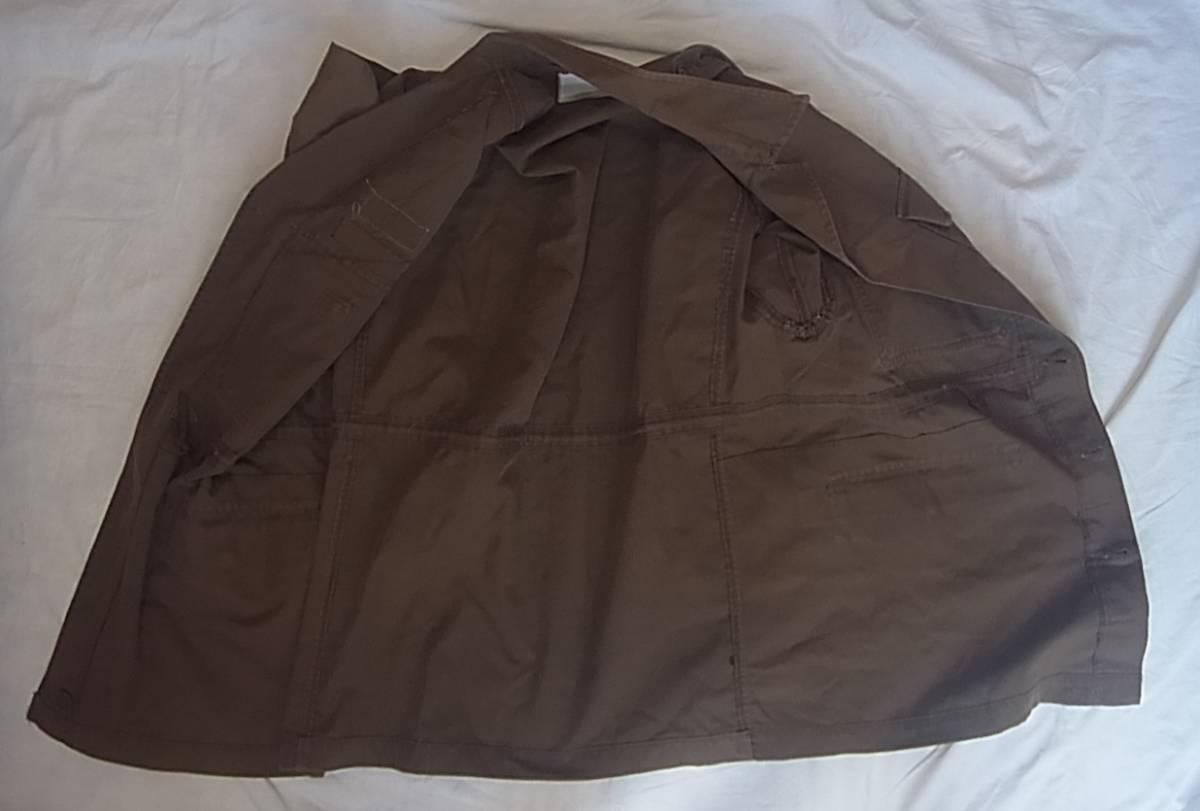 実物 南アフリカ軍 珍品 タグ・記章付きニュートリアブラウン コンバットジャケット 特殊部隊 RECCE 32大隊_画像4
