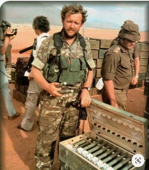 珍品 南アフリカ軍 特殊部隊 32大隊迷彩シャツ ローデシア SAS RLI セルーススカウト PMC エグゼクティブアウトカムズ イラク アフガン_画像6