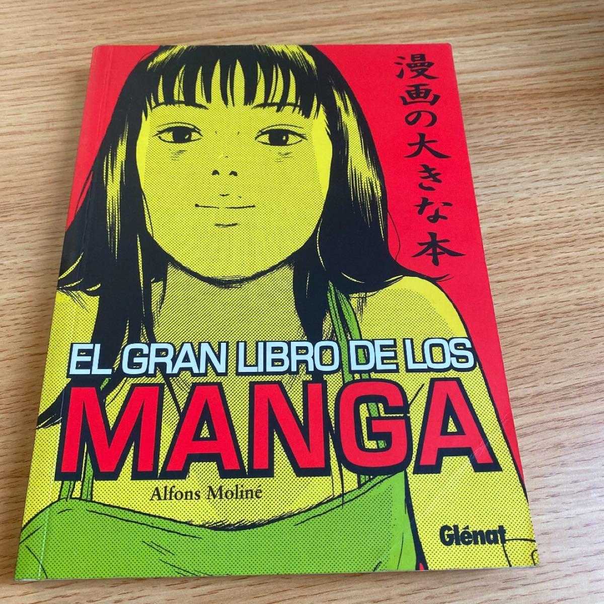 漫画大きな本