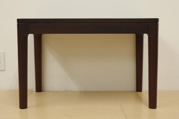 mobilia モビリア ローズウッド サイドテーブル ローテーブル コーヒーテーブル 飾り台 リビング ベッドサイド 幅70cm コンパクト B_画像7