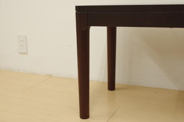 mobilia モビリア ローズウッド サイドテーブル ローテーブル コーヒーテーブル 飾り台 リビング ベッドサイド 幅70cm コンパクト B_画像3