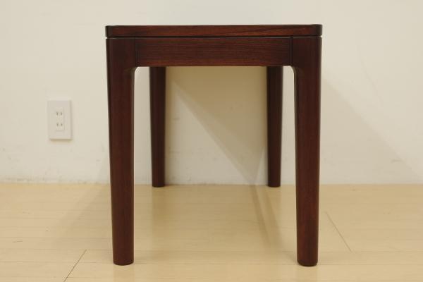 mobilia モビリア ローズウッド サイドテーブル ローテーブル コーヒーテーブル 飾り台 リビング ベッドサイド 幅70cm コンパクト B_画像6