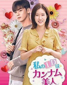韓国ドラマ  [私のIDはカンナム美人]  DVD