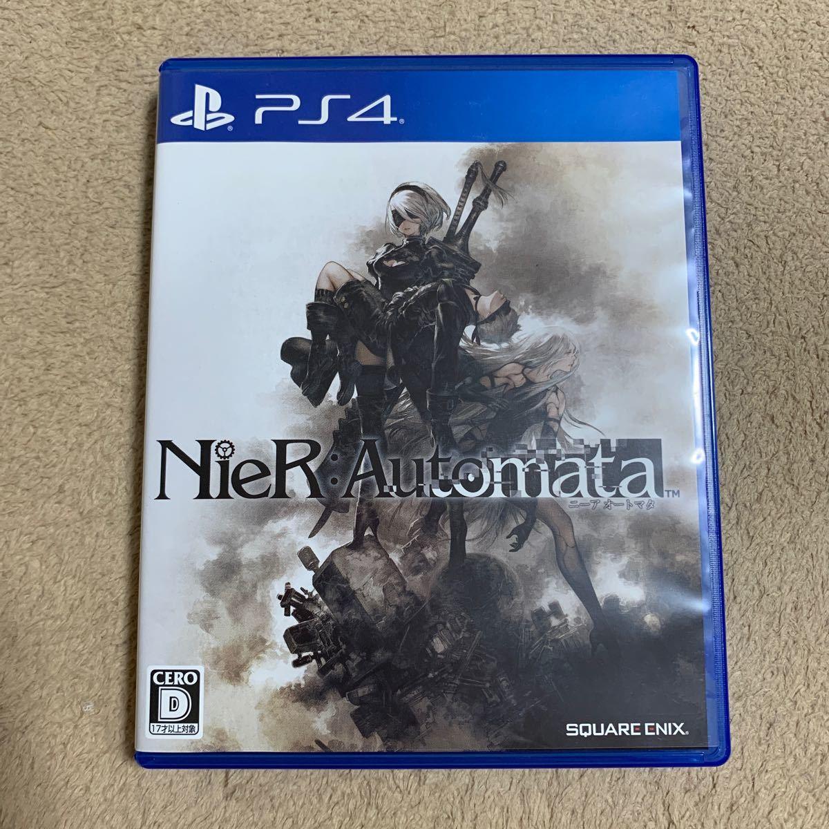 PS4 ニーアオートマタ NieR:Automata